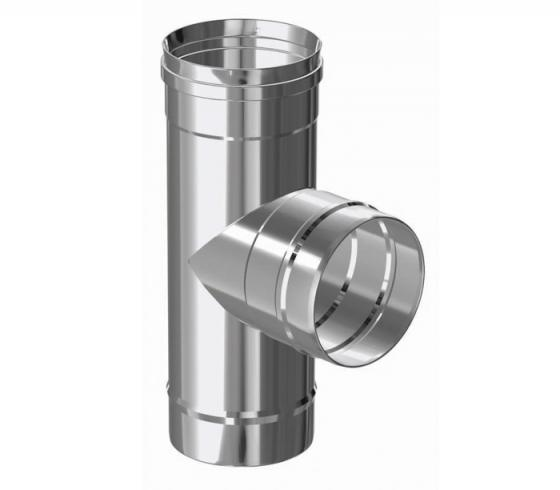 Te regoge hollin Fig simple Inox 316 M-H Ø 100 mm - Keramik