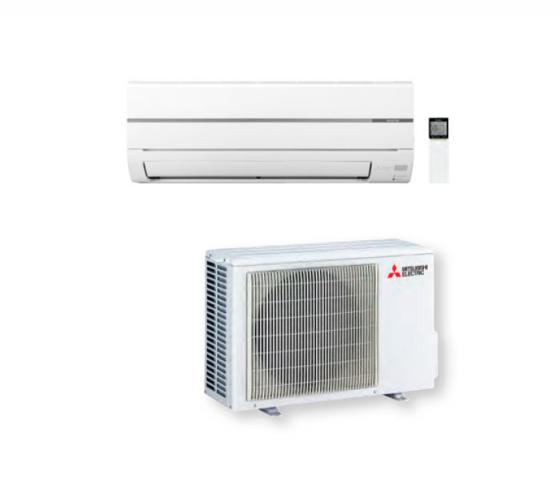 Aire acondicionado Mitsubishi Electric MSZ-SF25VE split 1x1