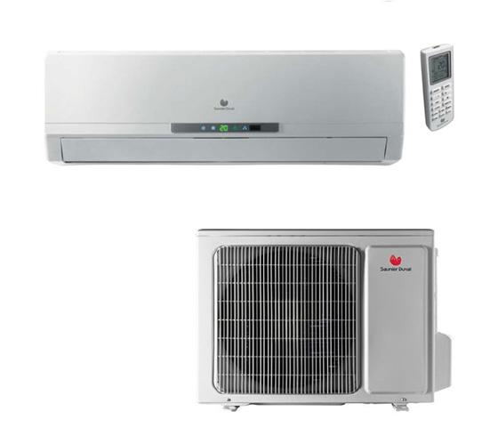 Frio: 2.300 Fg/h. Calor: 2.400 Kcal/h. Panel blanco liso con discreto panel digital cuya luz