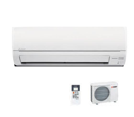 Aire acondicionado Split pared 1x1 Mitsubishi Electric MSZ-DM25VA