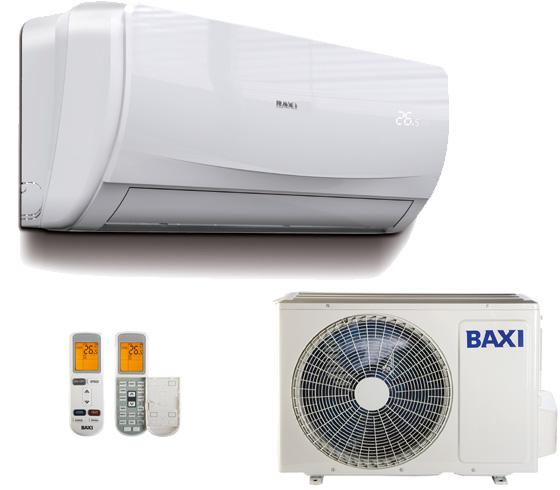 Aire acondicionado Split pared 1x1 Baxi LS25