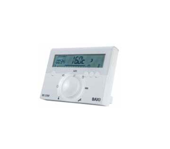 Rx 1200 termostato inal mbrico digital programable y on for Baxi termostato ambiente