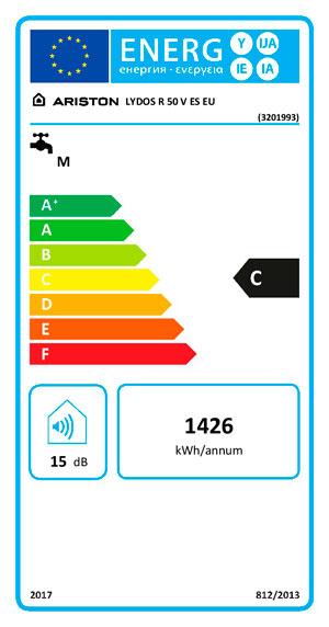 ERP Termo electrico Ariston Lydos R 50